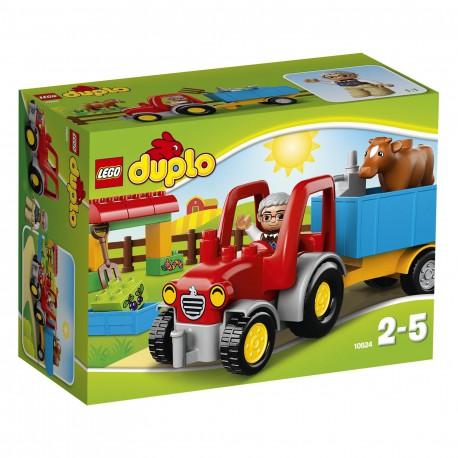 LEGO - DUPLO - TRAKTOR - 10524