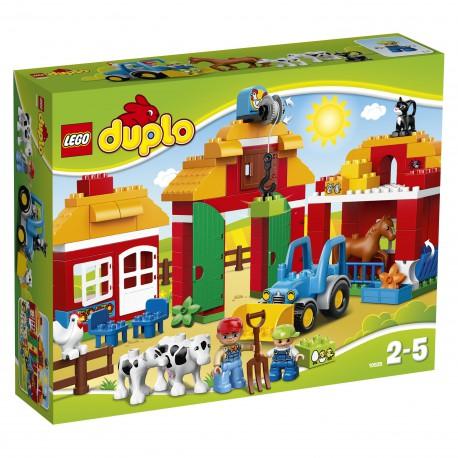 LEGO - DUPLO - DUŻA FARMA - 10525