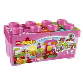 LEGO® - DUPLO® - ZESTAW Z RÓŻOWYMI KLOCKAMI - 10571