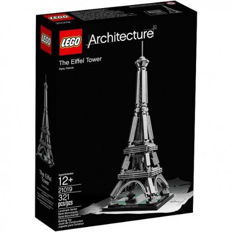 LEGO - ARCHITECTURE - WIEŻA EIFFLA - 21019