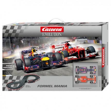 CARRERA EV Formel Mania