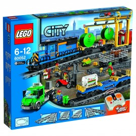 LEGO - CITY - POCIĄG TOWAROWY - 60052