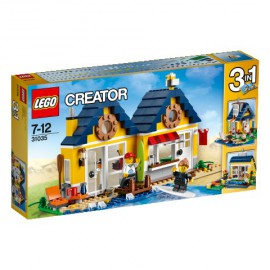 LEGO - CREATOR - DOMEK NA PLAŻY - 31035