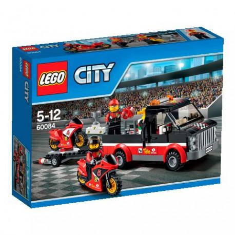 LEGO - CITY - TRANSPORTER MOTOCYKLI - 60084