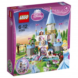 LEGO - DISNEY PRINCESS - ZAMEK KOPCIUSZKA - 41055