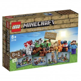 LEGO - MINECRAFT - KREATYWNY WARSZTAT - 21116