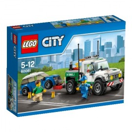 LEGO - CITY - SAMOCHÓD POMOCY DROGOWEJ - 60081