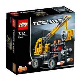 LEGO - TECHNIC - CIĘŻARÓWKA Z WYSIĘGNIKIEM