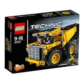 LEGO - TECHNIC - CIĘŻARÓWKA GÓRNICZA - 42035