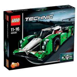 LEGO® - TECHNIC - SUPERSZYBKA WYŚCIGÓWKA - 42039