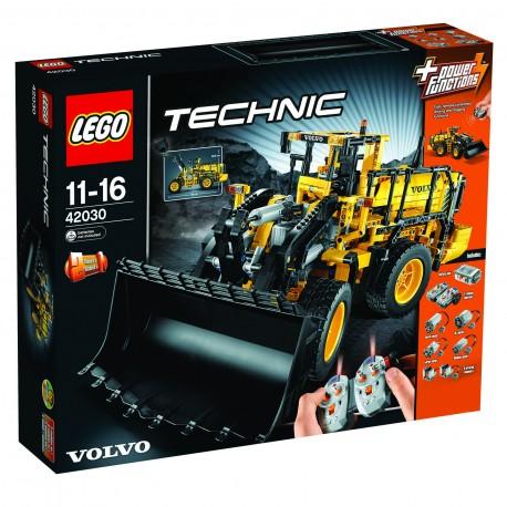 LEGO - TECHNIC - KOPARKA VOLVO L350F - 42030