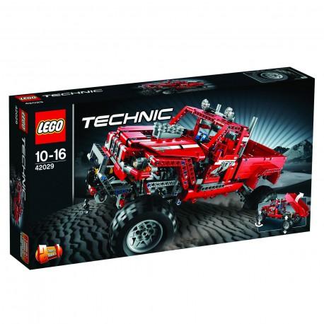 LEGO - TECHNIC - CIĘŻARÓWKA PO TUNINGU - 42029