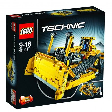 LEGO - TECHNIC - BULDOŻER - 42028