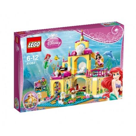 LEGO - DISNEY PRINCESS - PODWODNY PAŁAC ARIELKI - 41063