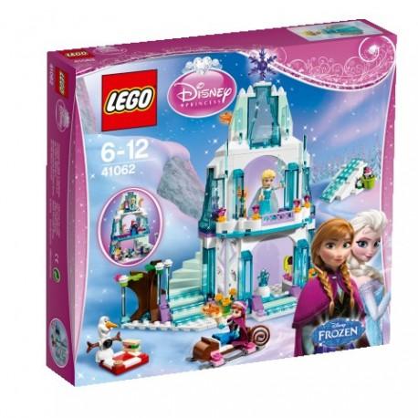 LEGO - DISNEY PRINCESS - BŁYSZCZĄCY LODOWY ZAMEK ELZY - 41062