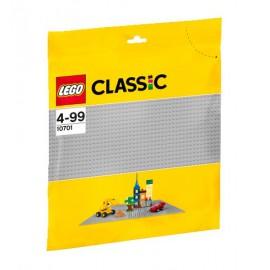 LEGO - CLASSIC - SZARA PŁYTKA KONSTRUKCYJNA - 10701