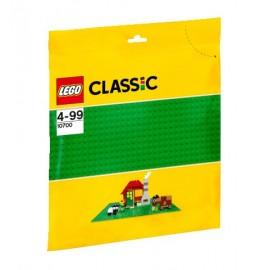 LEGO® - CLASSIC - ZIELONA PŁYTKA KONSTRUKCYJNA - 10700