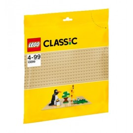 LEGO - CLASSIC - PIASKOWA PŁYTKA KONSTRUKCYJNA - 10699