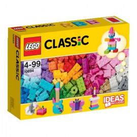LEGO - CLASSIC - KREATYWNE BUDOWANIE W JASNYCH KOLORACH - 10694