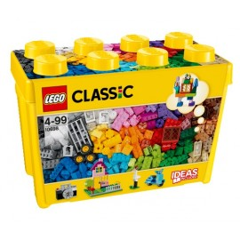 LEGO - CLASSIC - KREATYWNE KLOCKI LEGO, DUŻE PUDEŁKO - 10698
