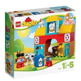 LEGO® - DUPLO® - MOJA PIERWSZA FARMA - 10617