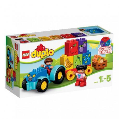 LEGO - DUPLO - MÓJ PIERWSZY TRAKTOR - 10615