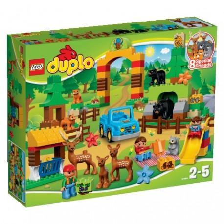 LEGO - DUPLO - LEŚNY PARK - 10584
