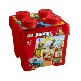 LEGO - JUNIORS - PLAC BUDOWY - 10667
