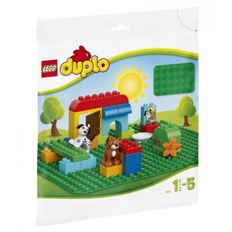 LEGO - DUPLO - PŁYTKA BUDOWLANA - 2304