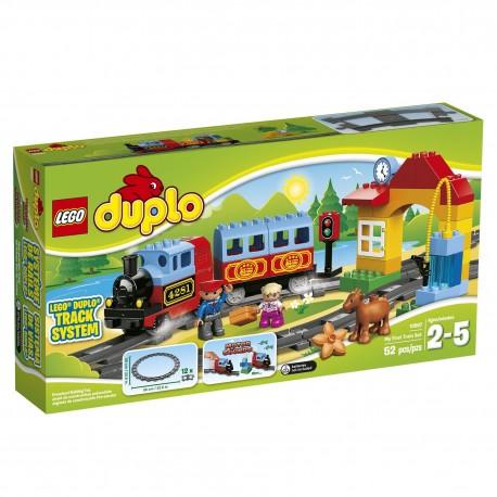 LEGO - DUPLO - MÓJ PIERWSZY POCIĄG - 10507