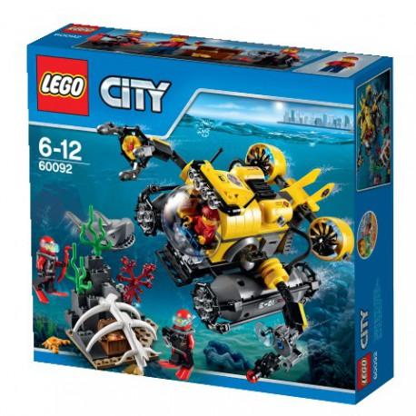 LEGO - ŁÓDŹ GŁĘBINOWA - 60092