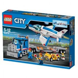 LEGO - CITY - TRANSORTER ODRZUTOWCA - 60079
