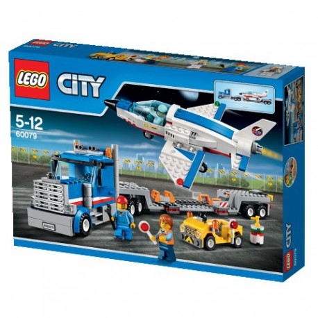 LEGO - TRANSORTER ODRZUTOWCA - 60079