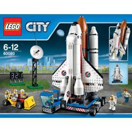 LEGO - CITY - PORT KOSMICZNY - 60080