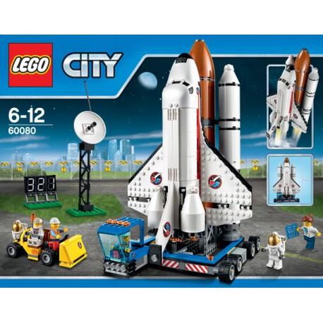 LEGO - PORT KOSMICZNY - 60080