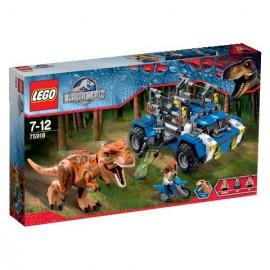 LEGO - JURASSIC WORLD - TROPICIEL TYRANOZAURA - 75918