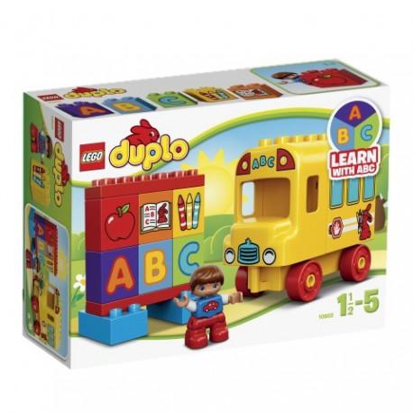 LEGO DUPLO - MÓJ PIERWSZY AUTOBUS - 10603