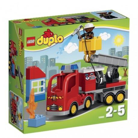 LEGO DUPLO - WÓZ STRAŻACKI - 10592
