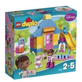 LEGO® - DUPLO® - KLINIKA DLA PLUSZAKÓW - 10606