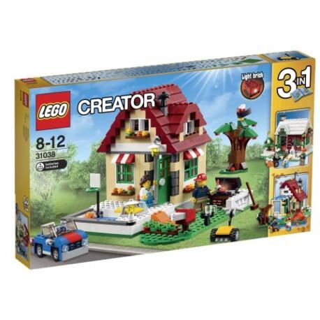 LEGO CREATOR - PORY ROKU - 31038