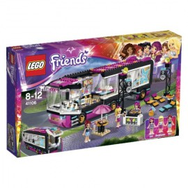 LEGO FRIENDS - WÓZ KONCERTOWY GWIAZDY POP - 41106