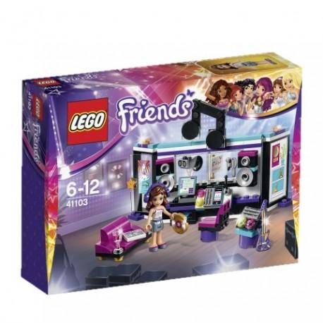 LEGO FRIENDS - STUDIO NAGRAŃ GWIAZDY POP - 41103
