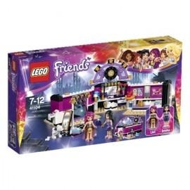 LEGO® - FRIENDS - GARDEROBA GWIAZDY POP - 41104