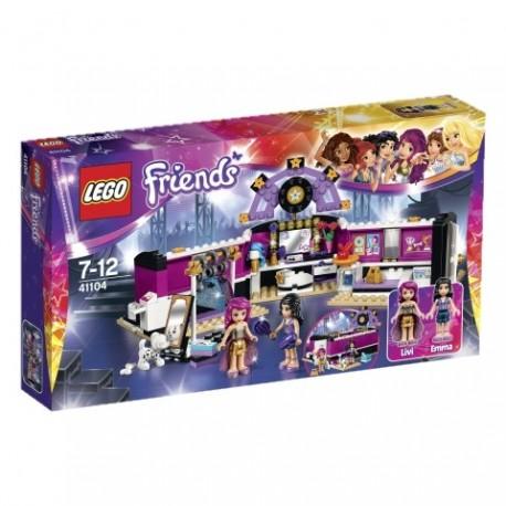 LEGO - FRIENDS - GARDEROBA GWIAZDY POP - 41104
