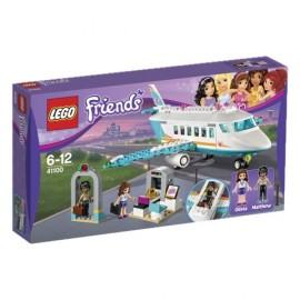 LEGO - FRIENDS - PRYWATNY SAMOLOT Z HEARTLAKE - 41100