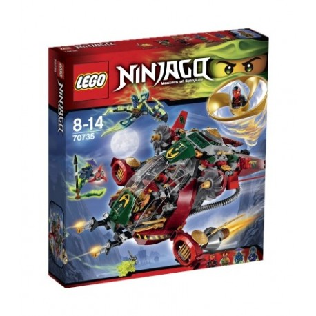 LEGO - NINJAGO - RONIN R.E.X. - 70735