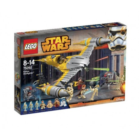 LEGO - STAR WARS - GWIEZDNY MYŚLIWIEC NABOO - 75092