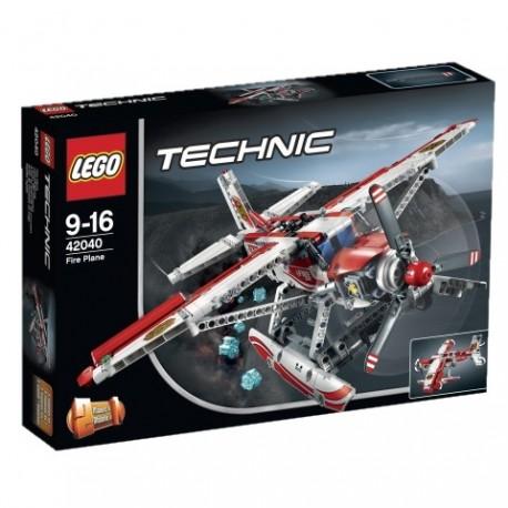 LEGO - TECHNIC - SAMOLOT STRAŻACKI - 42040