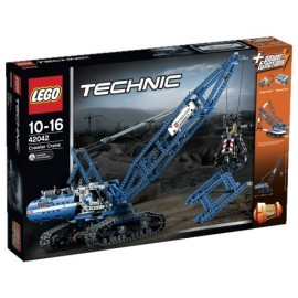 LEGO® - TECHNIC - ŻURAW GĄSIENICOWY - 42042