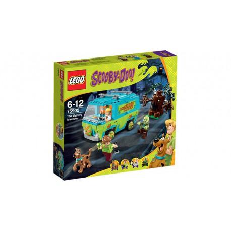 LEGO - SCOOBY-DOO - WEHIKUŁ TAJEMNIC - 75902